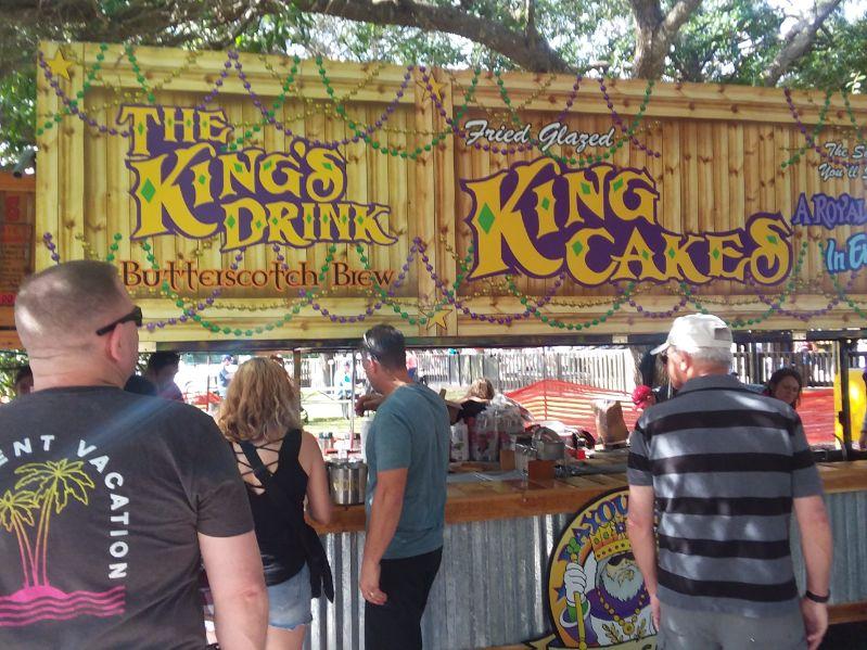 Bayou Billy King Cakes